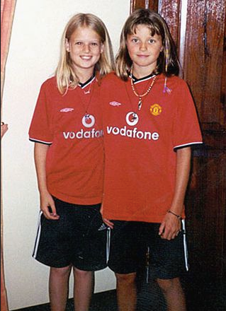 Holly Wells (left) and Jessica Chapman (right), both aged 10.