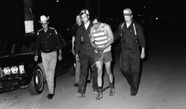 Hart is captured in Cookson Hills.