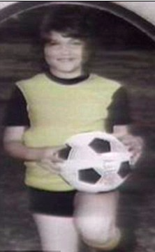 Michele Guse played soccer at camp the previous year.