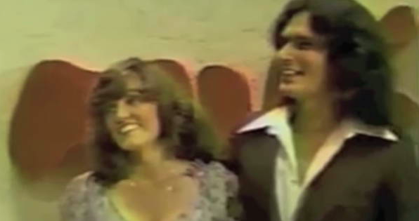 Alcala, 'The Dating Game' winner with Cheryl Bradshaw, 1978