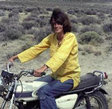 Photo of Christine Thornton from Alcala's archive (source: CBS News)