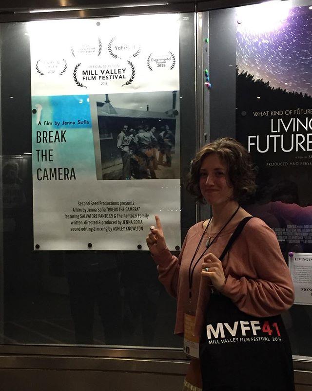 Coming to @yofifest this weekend! Saturday 11/3 @ 2pm. Tix @ YoFiFest.com - we're playing in the REEL WOMEN SHOWCASE. 🎥💪🏼💪🏿💪🏾💪🏻💪🏽 #breakthecamerafilm @msjennasofia #womeninfilm #indiefilmmakers #shortdocumentary #experimentalfilm #familyfilm #yofifest #yofifest2018 #femalefilmmakers #femalefilmmakereveryday #indiefilmmaker #supportindiefilms #northeastpremiere #newyorkpremiere
