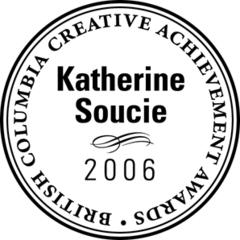 Official Seal, BC Creative Achievement Award