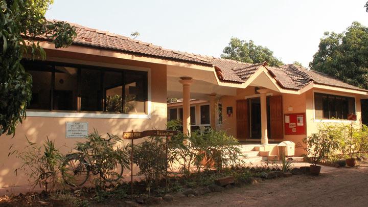 Magod ashram India