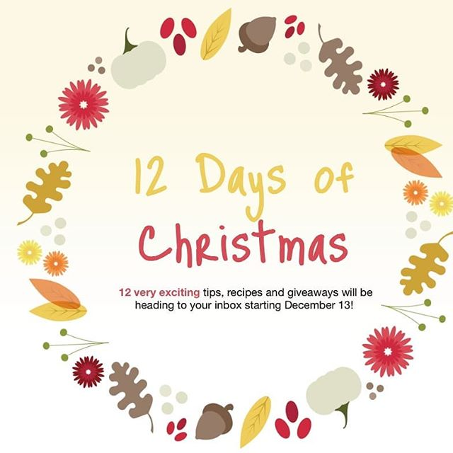 @elysenutritionist our Integrative Nutritionist and GAPS Practitioner wants to help YOU get gut-ready for Christmas. Starting on the 13th of December, don't miss out on recieving your '12 Days of Christmas' tips, recipes and giveaways! Sign up in the link in our bio!!! #guthealth #giveaway #12daysofchristmas #foodismedicine #foodforthought #leakygut #microbiome #detox #freerecipe #raw #highfat #digestivehealth  #highfat #lowcarb #giftofgiving #payitforward #nutrition #nutritionist #gaps #gapsdiet #gapsprotocol #keto #paleo #gapsfood