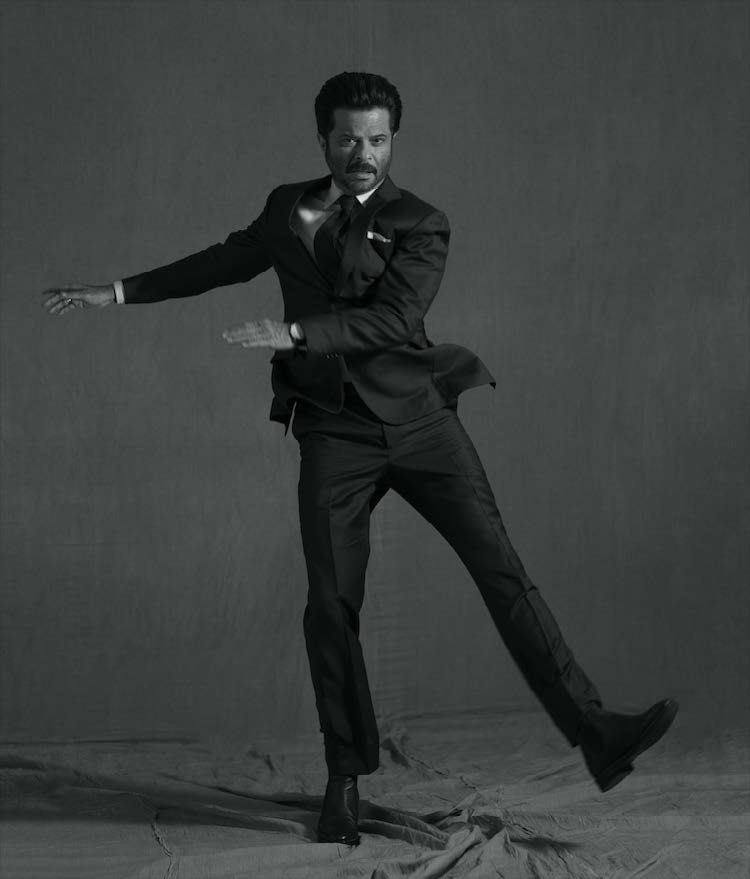 ANIL KAPOOR   Photograph by Ethan James Green