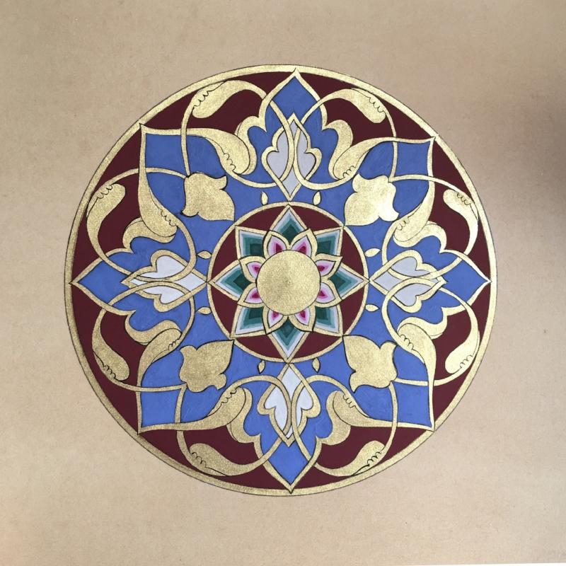 Islimi Series I (Roundel)
