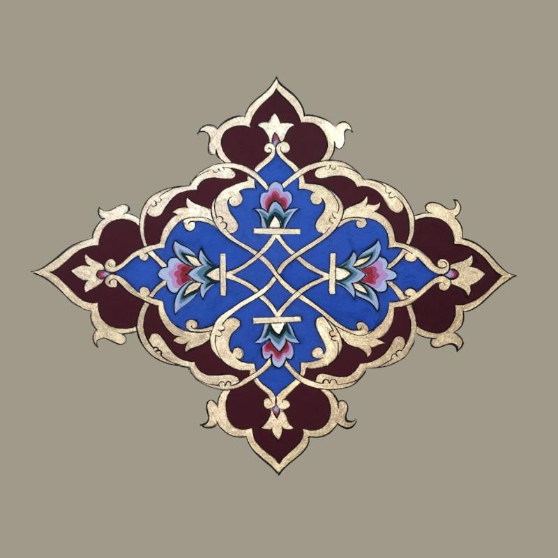 Islimi Series II (Persian motif)