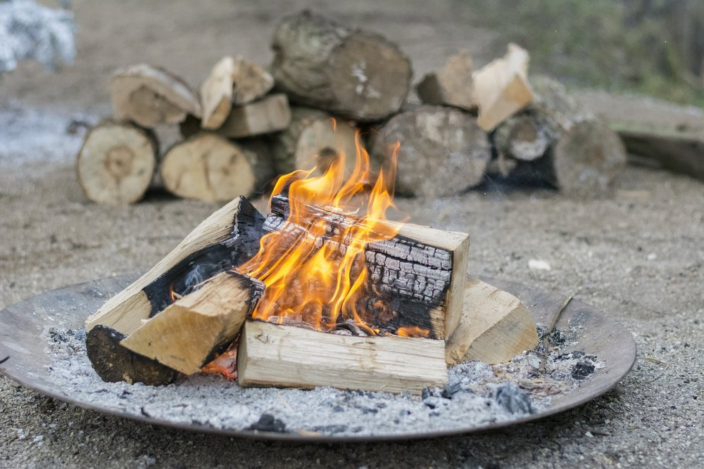 fire pits, smores, and fall, y'all!    visit