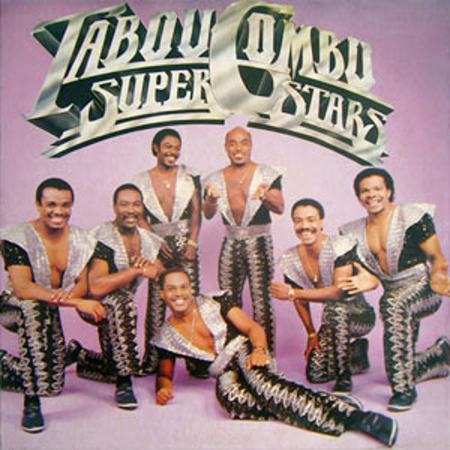 Vintage Tabou Combo album cover.