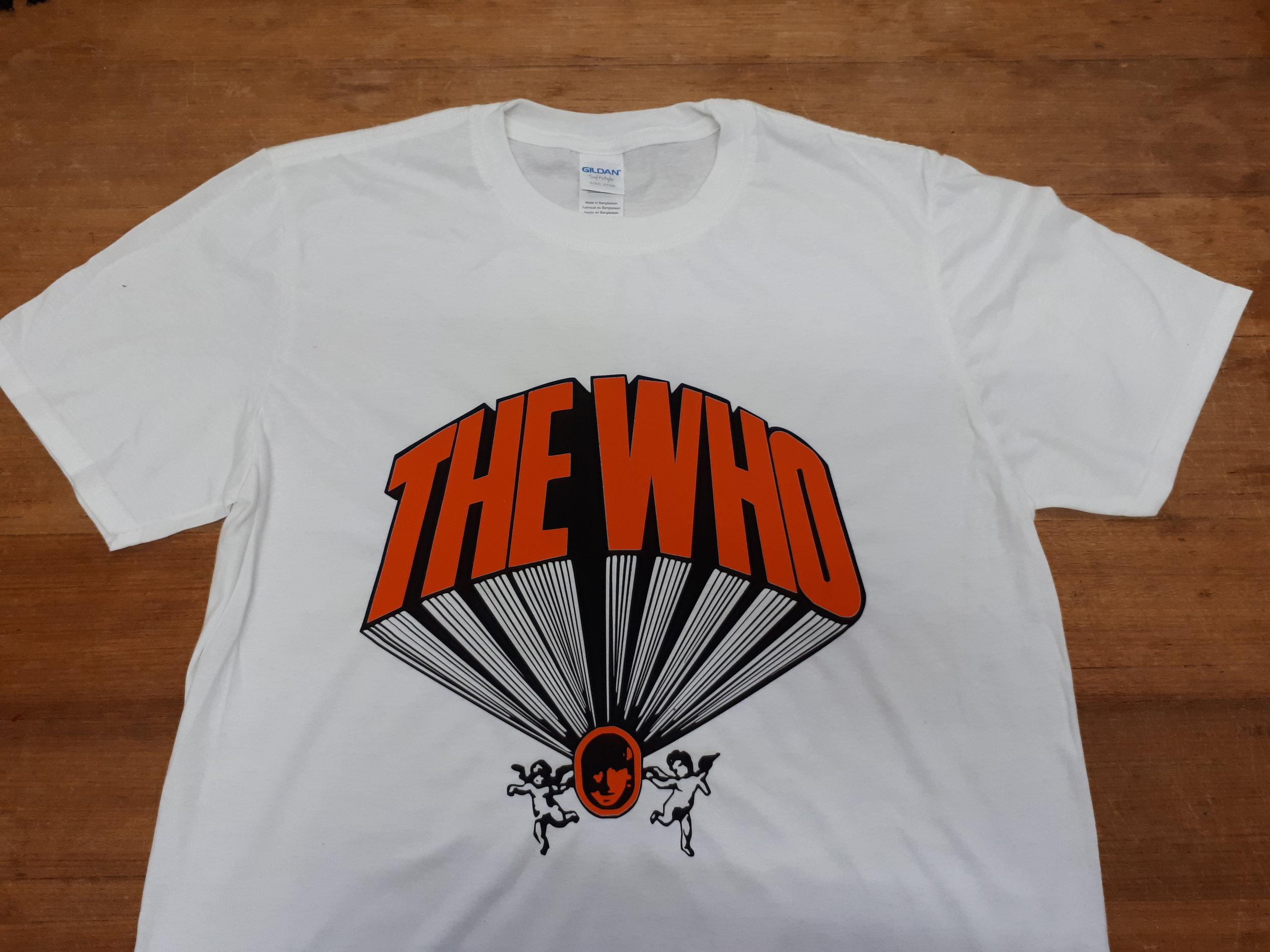 David BOWIE RARA T-shirt album in vinile 60s 70s Stile Vintage Tour Glam Rock Ziggy