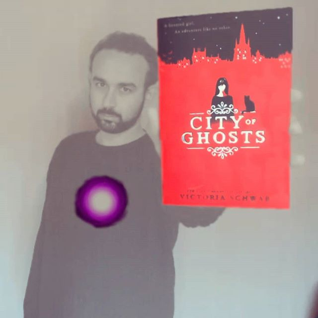 """Watch and listen. See and know. This is what you are."" I recently finished the fantastic City of Ghosts by @veschwab !  Such a fun and immersive read. With a spooky Edinburgh setting this is perfect for the coming months.  Go grab a copy now!  This was my first middle grade read as an adult (apparently I'm an adult now 😱) and I thoroughly enjoyed it!  #bookstagram #bookphotography #cityofghosts #victoriaschwab #veschwab #book #middlegradebooks #amreading #bookquotes"