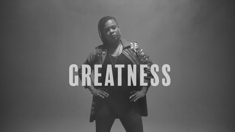 Greatness (US) - A music video addressing domestic violence. - 03:38Directed by Carmen Diaz