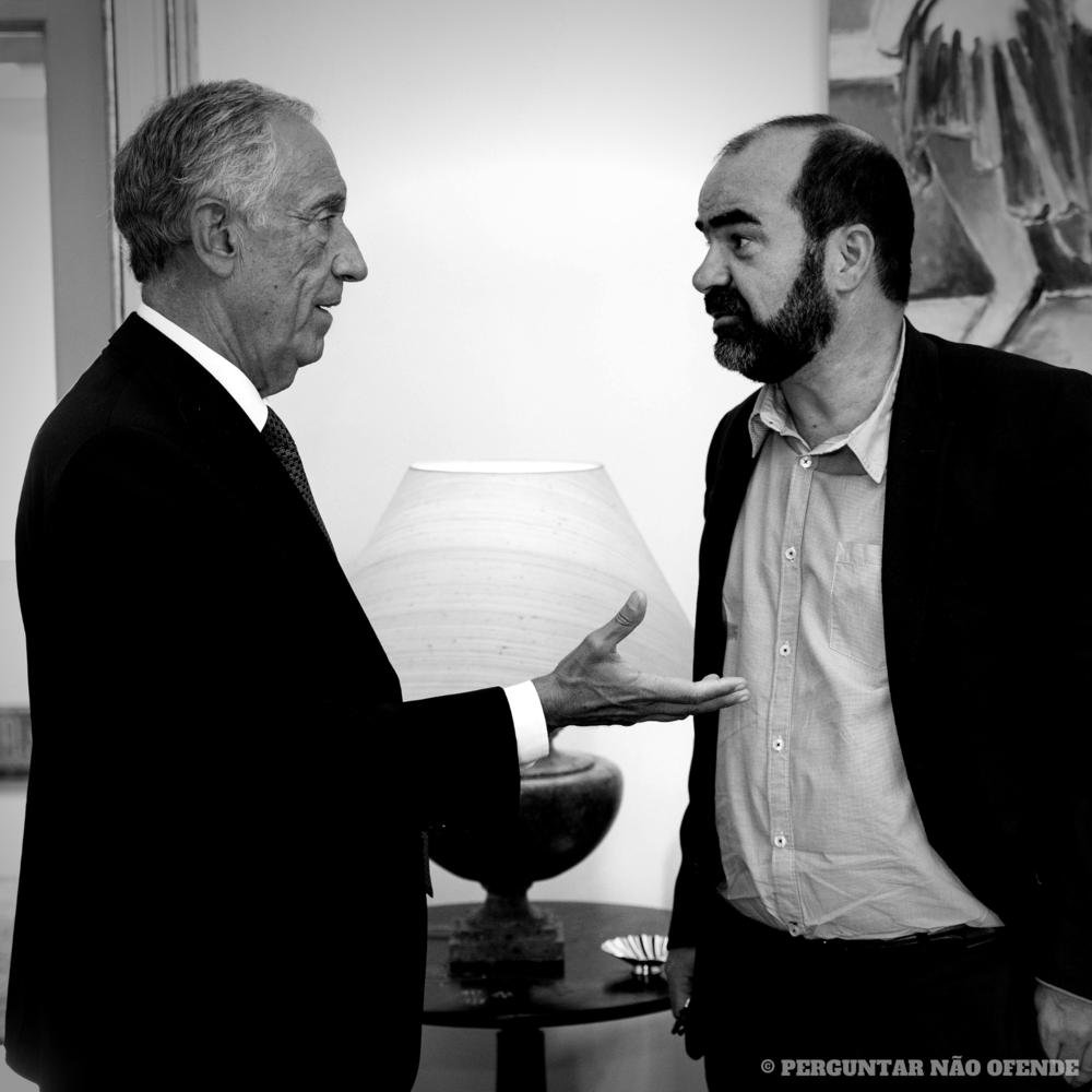 """Marcelo Rebelo de Sousa: """"Este será o ano de todos os perigos?"""""""