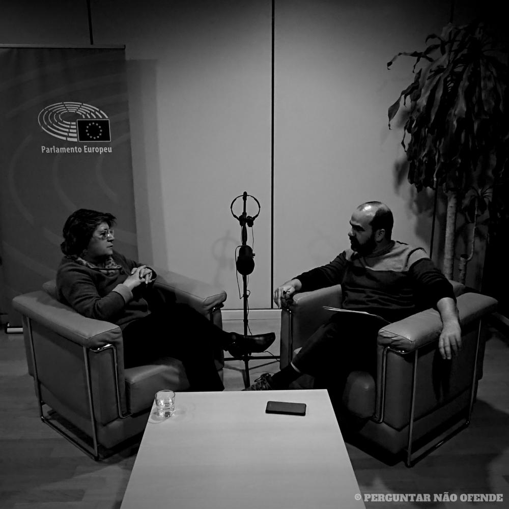 """Ana Gomes: """"As eleições europeias serão mais uma facada na União?"""""""