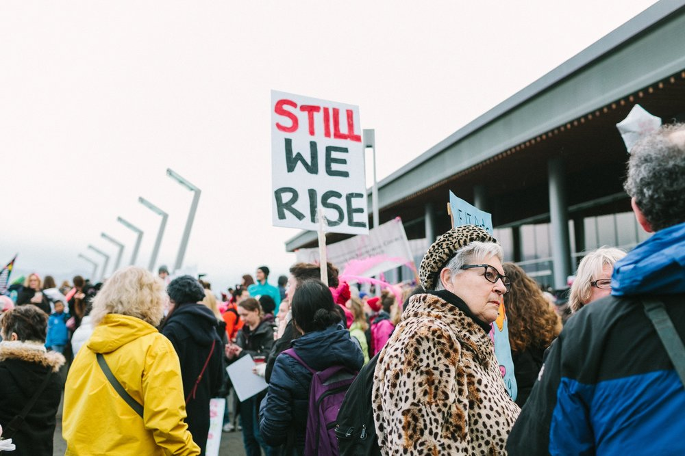 We mobilise support - We exist to inspire people to take action for the causes that mean the most to them: to connect, amplify, turn up, sign up, give, share, vote, volunteer or to lead.