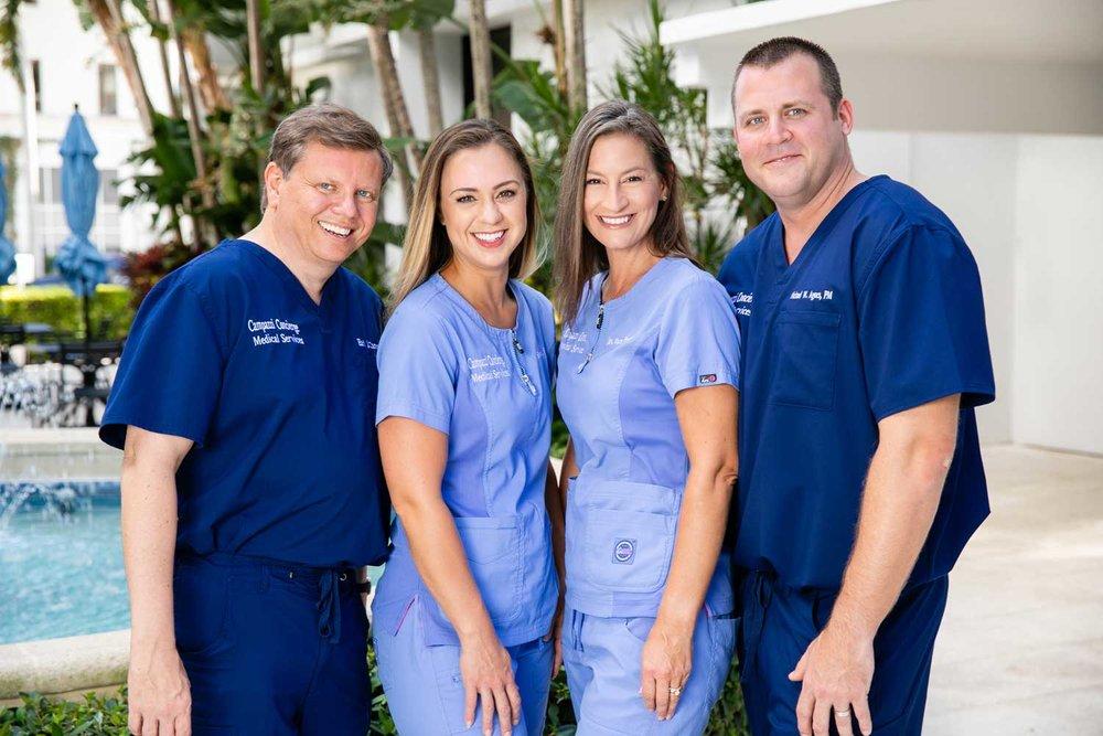 Campazzi Concierge Medical Services Team