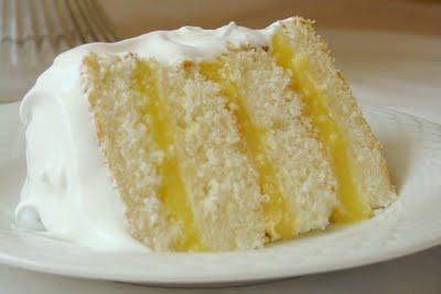 lovely lemon layer cake shauna sever