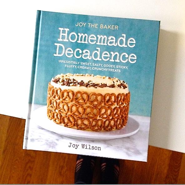 joy the baker cover