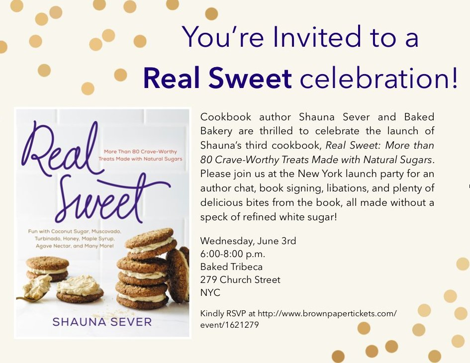 Real Sweet NYC event