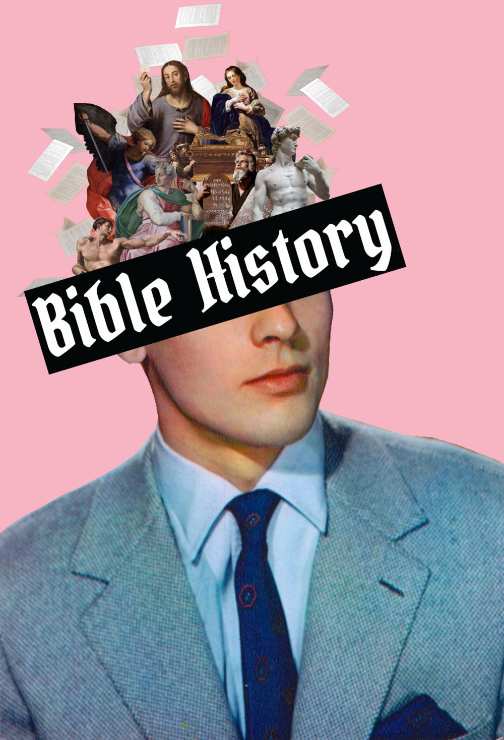 Bible History Logo