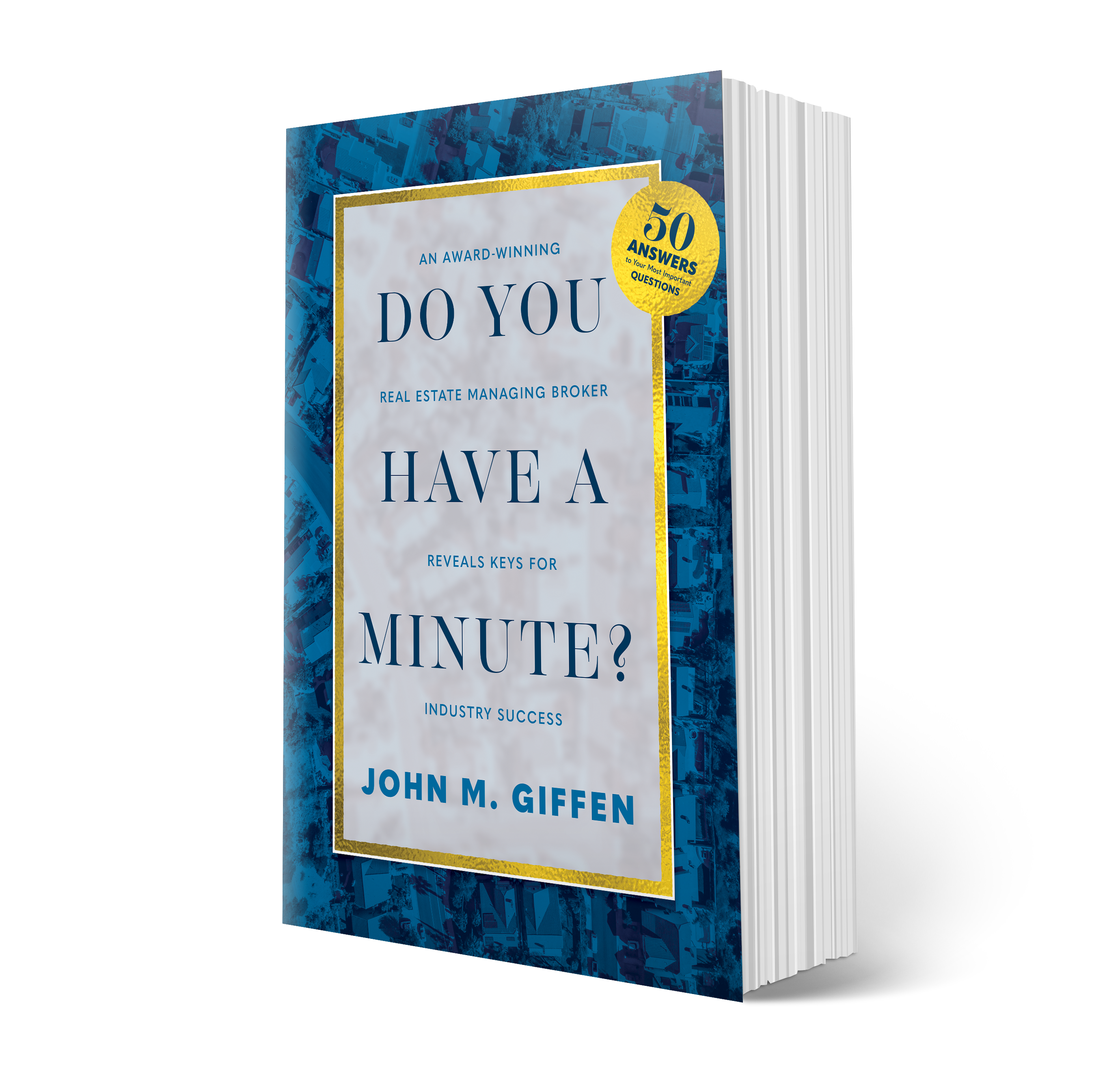 Do you have a minute book display