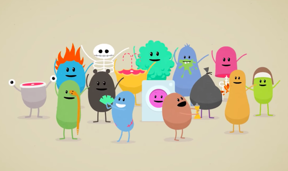 First of the    Dumb Ways to Die video series