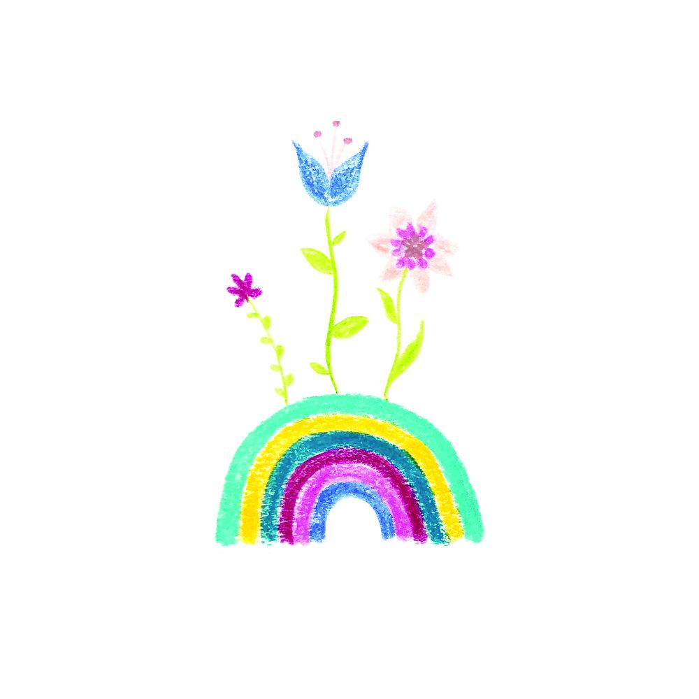 Coloured Pencil Floral 03.jpg
