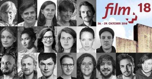 NOMINATION FÖRDERPREIS SCHNITT - FILMPLUS FESTIVAL 2018