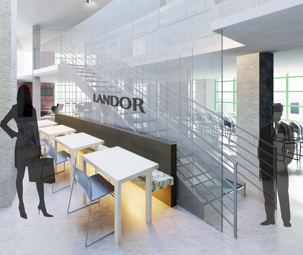 Contemporary commercial office design