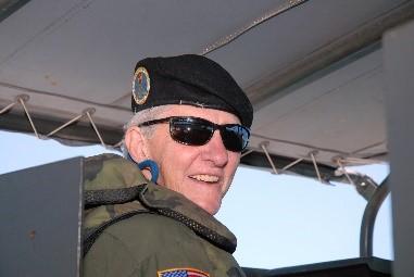 Steve Wilber in a Mark 2 PBR.