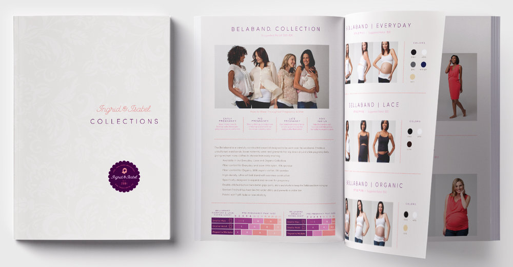 Ingrid & Isabel Product Catalog
