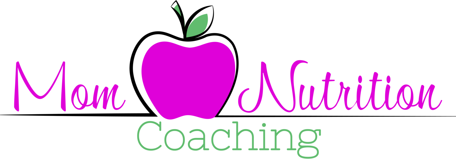 Mom Nutrition Coaching - Weight Loss Coach For Moms