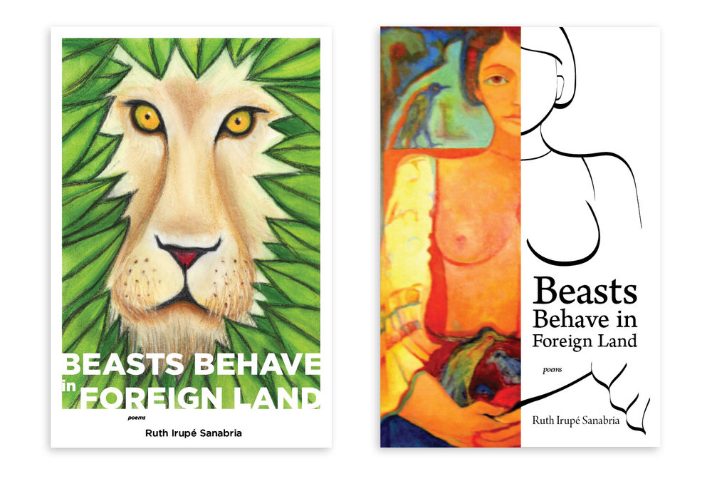Cover comps for  Beasts Behave in Foreign Land.