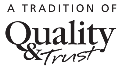 A Tradition of Quality and Trust