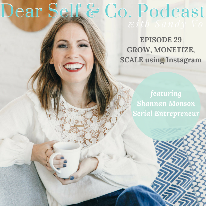 Shannan Monson Grow Monetize Scale Your Instagram