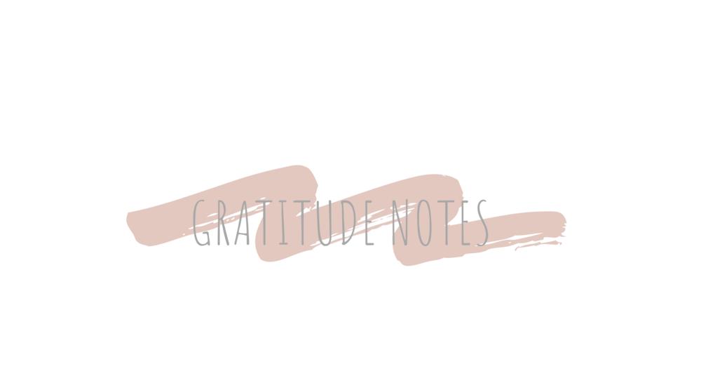 gratitude sandy vo