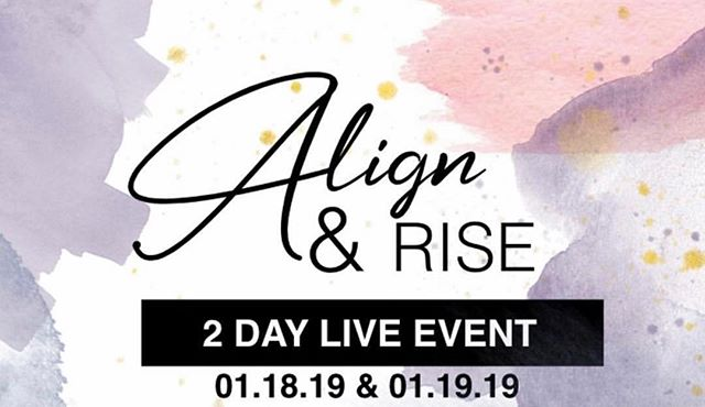 Happening In exactly one week...! 😱 (Deets on how you can join for FREE below) . . . Over 100 women will be meeting in the beautiful venue of @embassysuites for ALIGN & RISE. . . . ALIGN & RISE is all about helping women to get unstuck, uncover their unique gifts and rise in life and business. . . . We will begin the day with ALIGN & RISE yoga led by @rachael.carter.yoga. This will gently lead us into an interactive and transformational breakthrough sessions covering the 3 pillars of living in Alignment: self-care, money mindset to overcome limiting beliefs about money, & a roadmap to success. . . . @melissa_m_martin and I want to facilitate a space to help you take inspired action towards your intentions in 2019. . . . You will bond with other like minded women on a similar path as you. We will have live entertainment that will send chills through your body and a dance party and a surprise way to end the entire weekend. We have so many surprises in store! . . . VIP is SOLD OUT. But there is still room in general admission! . . . Want to earn a FREE ticket to Align & Rise ?  Here's how to enter: Post on Facebook or Instagram and tell us:  What does living in Alignment meant to you and why do you want to attend Align & Rise?  Tag Sandy Vo & Melissa Martin in your post! www.facebook.com/xsandyvo www.facebook.com/melissa.folster IG: @isandyvo IG: @melisa_m_martin  We will be announcing the winners on Saturday at 1pm LIVE!  Thank you to our amazing sponsor Sound Solutions of Saratoga LLC for generously sponsoring 6 tickets!  Tag your ladies that need to be in the room!!