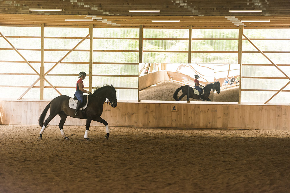 20X60 Indoor Arena