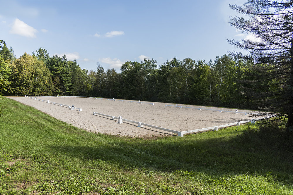 30X60 Outdoor Dressage Ring