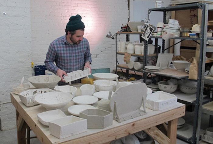 About Jordan McDonald Ceramics -