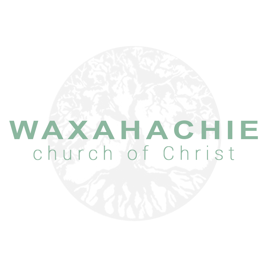 Waxahachie church of Christ