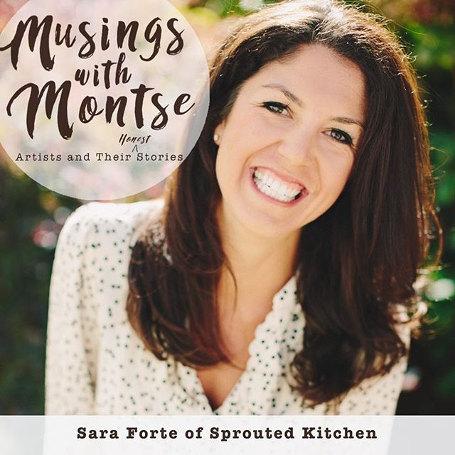 """Ep.15 🎙w/ Sara Forte of @sproutedkitchen is up! Sara is the creator of the award winning food blog Sprouted Kitchen, as well as the author of two cookbooks - James Beard nominee Sprouted Kitchen and Sprouted Kitchen Bowl + Spoon.  I first stumbled onto her blog some years ago and before I even tried any of her recipes I fell in love with her writing, and the way she wrote so truthfully about life stuff. In this episode we talk about her love of journal style writing, and how she writes more of the story of the """"why"""" behind the food rather then """"just about the tomato sauce"""". I really loved her response to my """"how do you move through a bad day"""" question where she talks about pivoting towards an action step to move out of it.  She also shares her story on being self-employed as a creative, what it's like being spouse, co-parent and creative partners with her husband, and we gush about why Trader Joe's in so awesome :). 🎧 Listen on Apple Podcasts, Spotify, TuneIn or via Link in Bio!"""