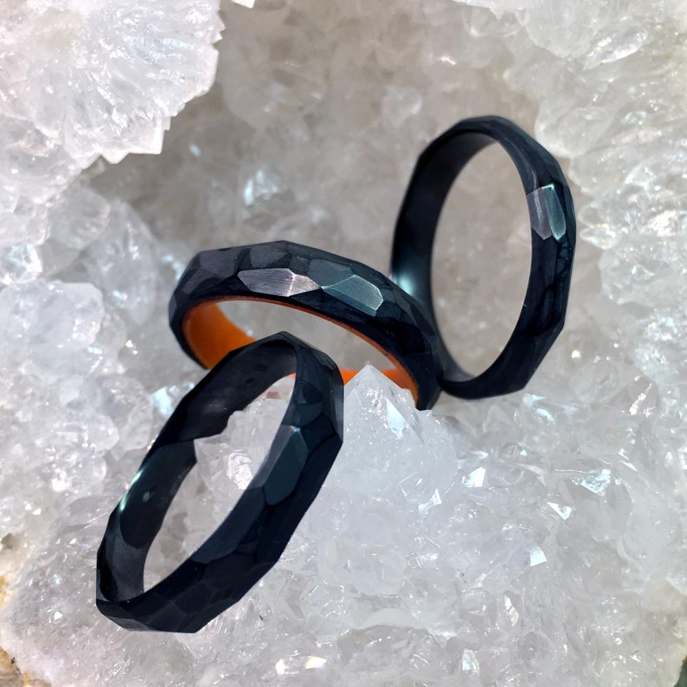 Carbon Fiber Rings -