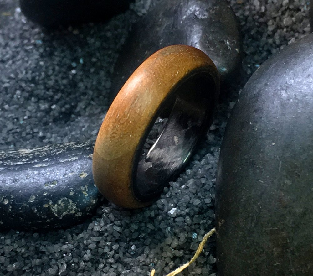 Wood Rings -