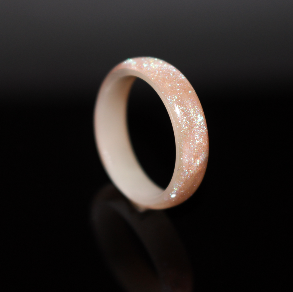 The Pluto (Custom Galaxy Ring)