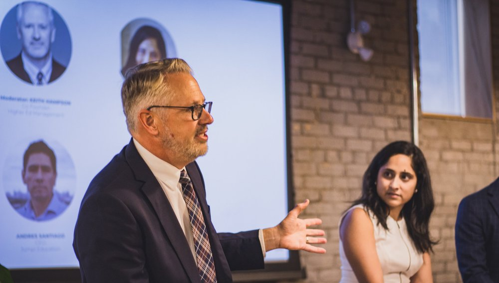 The Future of Technology in Higher Education - August 8, 2018 @ WeWork