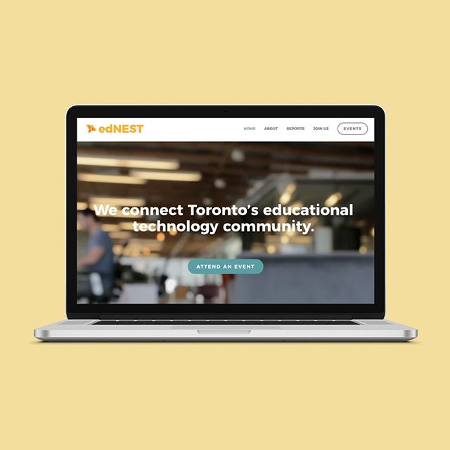 Have you seen our new website? Learn more about our initiatives and everything #edtech related 👉🏻 link in the bio! 👀✨