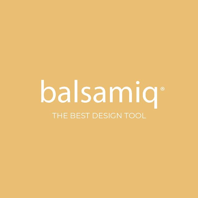 Proud to present one of our sponsors, @Balsamiq! Their effective wireframing platform makes them the best design tool around.  Check them out at https://balsamiq.com/