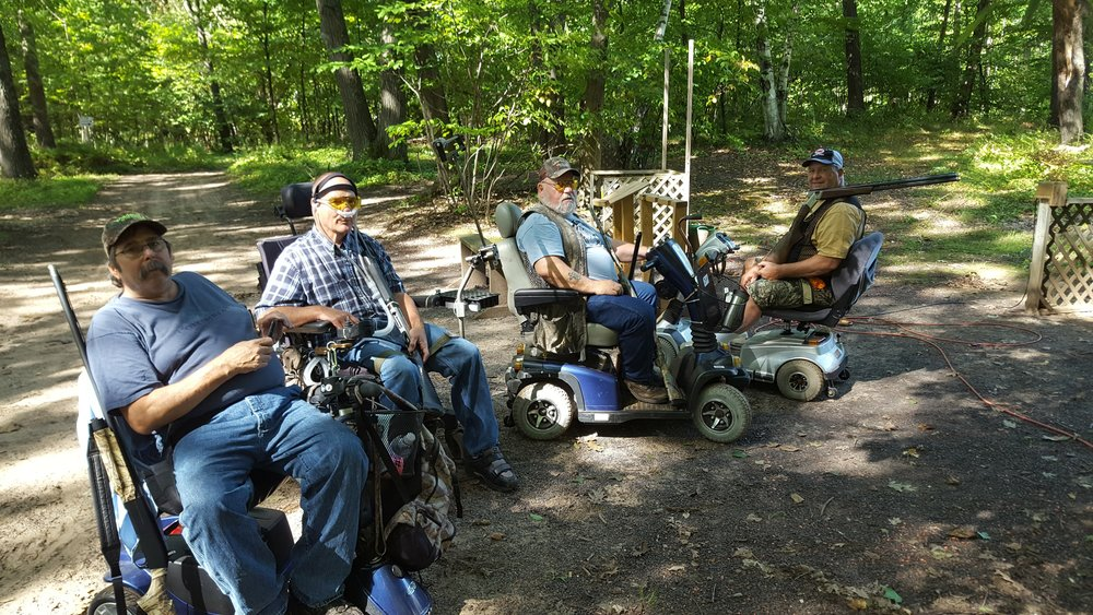 Dedicated to serving the recreational needs and desires of the physically challenged sportsperson - Challenge the Outdoors is a 501(c)(3) non-profit organization. We are focused on providing activities for the disabled in the state of Wisconsin.